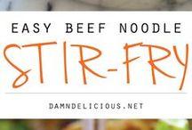 stir frys