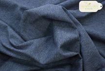 Organic Solid Interlock Knit