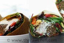 Raw food - savory