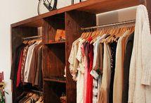 Decor - Closet / Closet Ideas