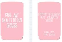 talk southern to me / by Megan Sherrod