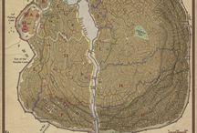 D&D prosjekter / Maps til D&D