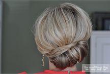 hair, beauty, and health / by Krista Marsh