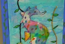 """BERED-Temática: The sea / Recursos en inglés para desarrollar la temática """"El mar"""" por el grupo Bibliotecas Escolares en Red de Albacete. Para el curso 2015-16"""