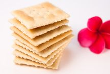 Crackers / Our crackers are all baked fresh in Hawaii with time tested recipes that have been passed down from generation to generation.
