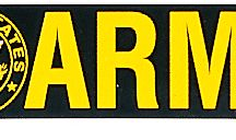 Bumper Stickers - Military / Bumper stickers for the Army, Navy, Air Force, Marines, USCG, Veterans and their family.  Massive selection to choose from http://www.priorservice.com/mibust.html