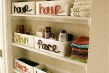 Organize  / by Katie Bonnema