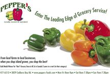 Pepper's Foods - Cadboro Bay, Victoria / Pepper's Foods has been bringing the very best in local gluten-free food to customers in Cadboro Bay, Victoria since 1962.