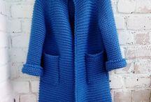 casaco tricô adulto