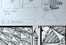 Doodles & Zentangles / by Irene Watts
