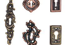 Key Hole Covers / Cover those unattractive keyholes with our key hole covers. The fancy and bright coloured products would amplify the look of your home and add stars to the appeal of your home. These charming and attractive products are the best products manufactured and distributed by Adonai Hardware.
