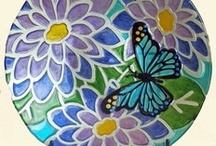 Butterfly Beauty / Come and explore all the butterfly's beauty and charms with these home decor ideas inspired by the colorful-winged creatures!