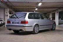 5 Series (E39) BMW / by Ryan Butler