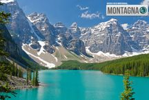 Mountain and lake / The best lakes among mountains