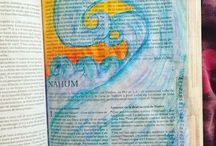 Nahum Bible Journaling