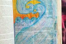 Nahum Bible Journaling