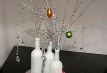Craft Projects - Wine Bottles / by Amy Schepp