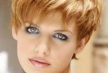 Haare und Farben