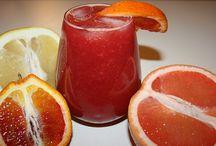 Juice / My favorite juice recipes.