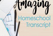 Homeschool--High school