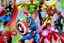 The AVENGERS BY GEORGE PEREZ / The AVENGERS BY GEORGE PEREZ