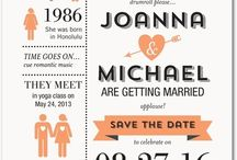 Wedding Invitations / by Kelsey Graham