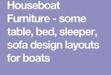 houseboat furniture
