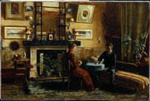 Paintings and prints / Paintings and prints from the Geffrye museum collections