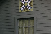 Barn/She Shed Quilts