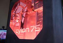 battlestar galactica tribute CYLON 75