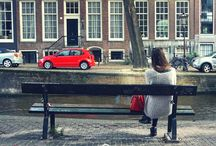 Amsterdam / Enjoy everything Amsterdam has to offer with these Amsterdam travel tips including things to do in Amsterdam and Amsterdam itineraries for independent travellers.