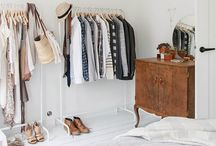 HOME: Organize / Nothing feels cleaner than everything in its place