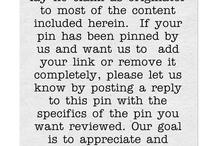 Pinterest Notice