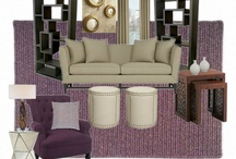 Olio board-New Take on Neutral Living Room / by Suzanne Lasky