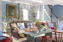 Como decorar no estilo Cottage / Inspire-se