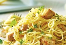 Pasta Creations / Get inspired with these tasty fettuccine and angel hair pasta recipes from Buitoni.