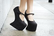 Shoessesses... / Different styles I like, not necessarily must have...