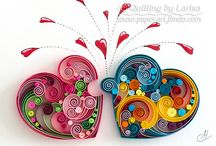 divers quilling