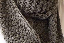 Crochet and knitting - inspiration
