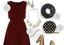 Holiday clothes / by Mercedes Omps