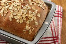 bread / by Ann Broman
