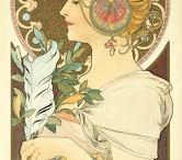 Art nouveau inspirations