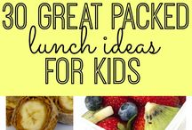 Back to School Lunch Ideas for Kids / by Béaba USA