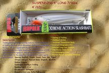 10ef626d6f CRANK BAITS 1-8ft   DIVING FISHING LURES FROM 1-8ft