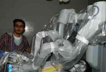 Robotic Surgery Training May