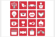 Love-ly Design Inspirations & Elements