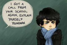 Sherlock / by Rosie