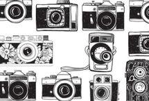 Camera paper n stuff