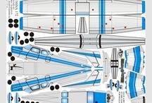 Aviones / Plegados de papel