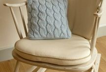 Cushions and Pouffes